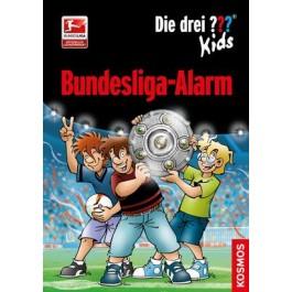 Die drei ??? Kids, Bundesliga-Alarm