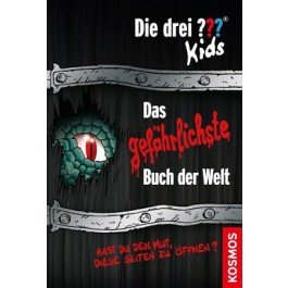 Die drei ??? Kids, Das gefährlichste Buch der Welt