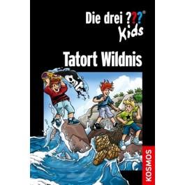 Die drei ??? Kids, Tatort Wildnis