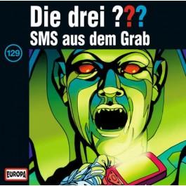 Die drei ??? SMS aus dem Grab 129 - Audio-CD