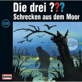 Die drei ??? Schrecken aus dem Moor 126 - Audio-CD