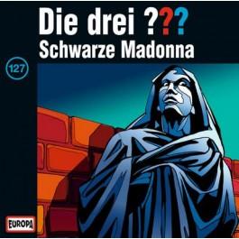 Die drei ??? Schwarze Madonna 127 - Audio-CD