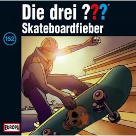 Die drei ??? Skateboardfieber, 152 - Audio-CD