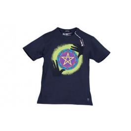 Die drei ??? T-Shirt Magischer Kreis (M) schiefer