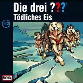 Die drei ??? Tödliches Eis, 142 - Audio-CD