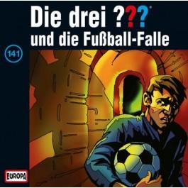 Die drei ??? und die Fußball-Falle, 141 - Audio-CD