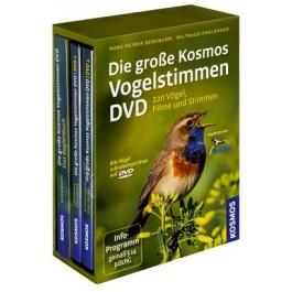 Die große Kosmos-Vogelstimmen-DVD