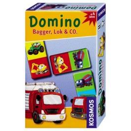 Domino Bagger, Lok & Co.