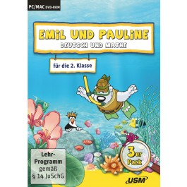 Emil und Pauline 3 in 1-Bundle