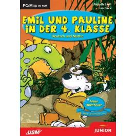 Emil und Pauline in der 4. Klasse