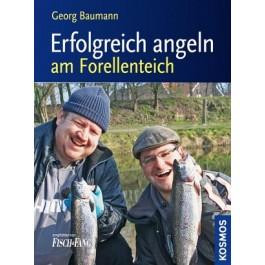 Erfolgreich angeln am Forellenteich