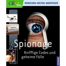 Geolino - Menschen, Welten, Abenteuer - Spionage