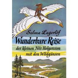 Wunderbare Reise des kleinen Nils Holgersson mit den Wildgänsen