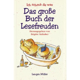 Das große Buch der Lesefreuden