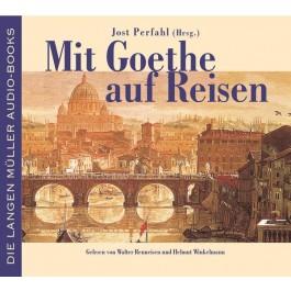 Mit Goethe auf Reisen (CD)