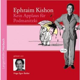 Hugo Egon Balder liest Ephraim Kishon Vol.1 (CD)