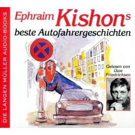 Ephraim Kishons beste Autofahrergeschichten (CD)