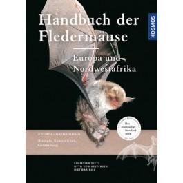 Handbuch Fledermäuse Europas und Nordwestafrikas