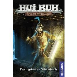 Hui Buh, 3, Das mysteriöse Geisterbuch