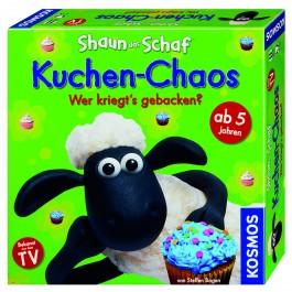 Shaun das Schaf Kuchen-Chaos