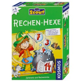 Scout Rechen-Hexe