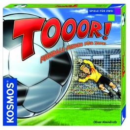 TOOOR! Fußballfieber für 2