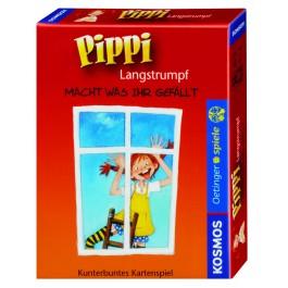Pippi Langstrumpf-Kartenspiel