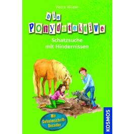 Die Ponydetektive, 2, Schatzsuche mit Hindernissen