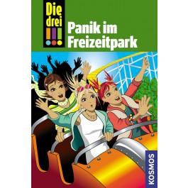 Die drei !!!, 29, Panik im Freizeitpark