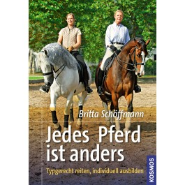 Jedes Pferd ist anders