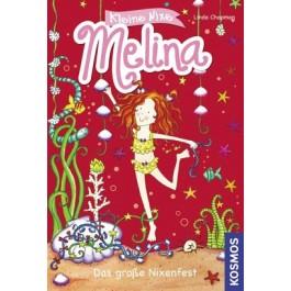 Kleine Nixe Melina, 3, Das große Nixenfest