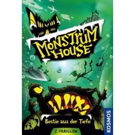 Monstrum House, 3, Bestie aus der Tiefe