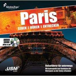 Paris sehen - hören - entdecken