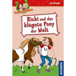 Ponyfreundinnen, 1, Ricki und das klügste Pony der Welt