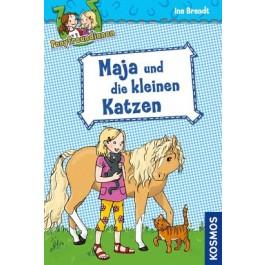 Ponyfreundinnen, 2, Maja und die kleinen Katzen