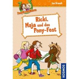 Ponyfreundinnen, 5, Ricki, Maja und das Pony-Fest