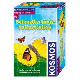 Schmetterlings-Futterstation