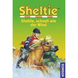 Sheltie, schnell wie der Wind