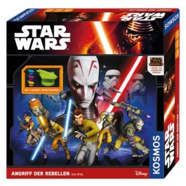 Star Wars Rebels- Angriff der Rebellen