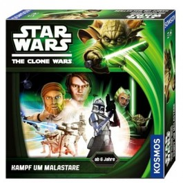 Star Wars: The Clone Wars - Kampf um Malastare