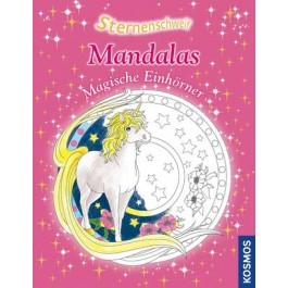 Sternenschweif, Mandalas, Magische Einhörner