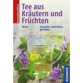 Tee aus Kräutern und Früchten