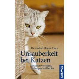 Unsauberkeit bei Katzen