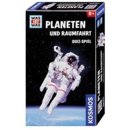 WAS IST WAS  Planeten und Raumfahrt Quiz-Spiel