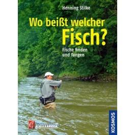 Wo beißt welcher Fisch