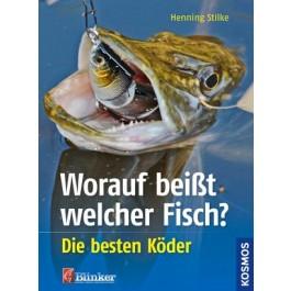 Worauf beißt welcher Fisch