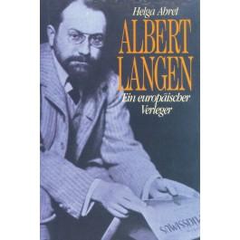 Albert Langen