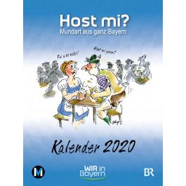 Host mi? Kalender 2020