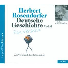Deutsche Geschichte - Ein Versuch Vol. 4 (CD)