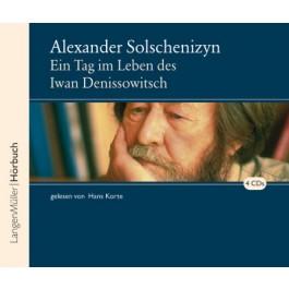 Ein Tag im Leben des Iwan Denissowitsch (CD)